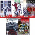 Superior Iron Man Trade Set #1 2 3 4 5 [2014-5] VF/NM Marvel Comics