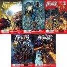 Uncanny Avengers Trade Set #16 17 18 19 20 [2014] VF/NM Marvel Now Comics