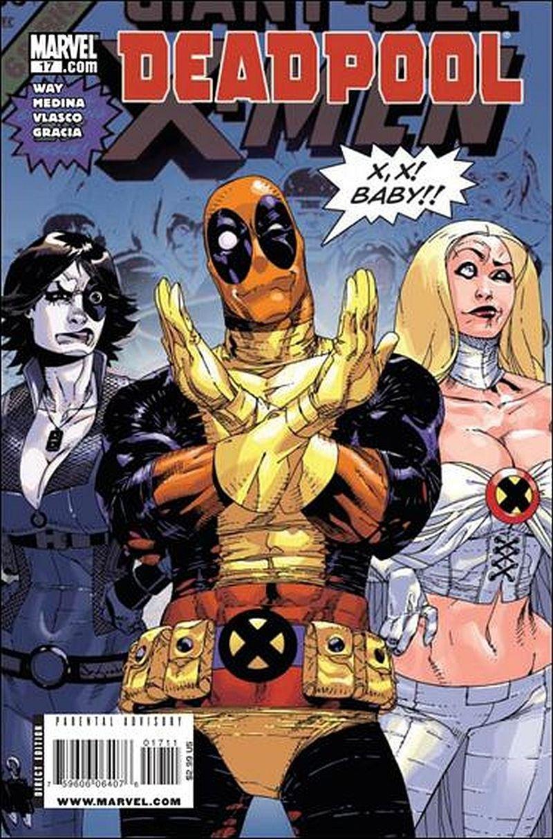 Deadpool #17 (Vol 3) [2008] VF/NM Marvel Comics