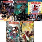 Deadpool (Vol 3) [2008] Trade Set #21 22 23 24 25 VF/NM Marvel Comics