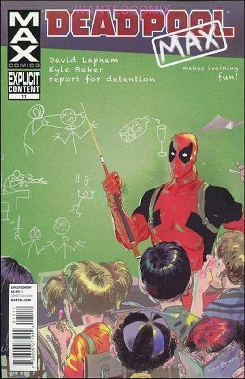 Deadpool Max #11 [2010] VF/NM Marvel Comics
