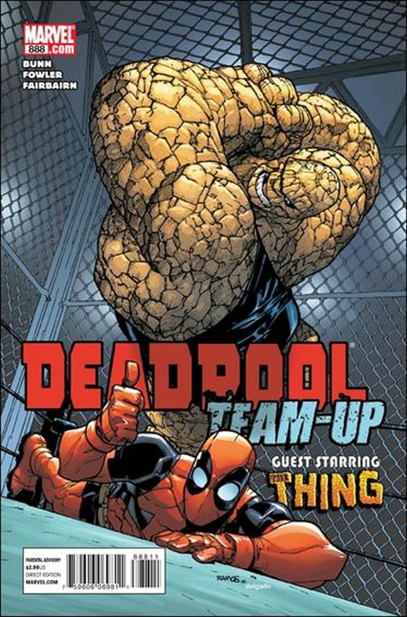 Deadpool Team-Up #888 [2010] VF/NM Marvel Comics