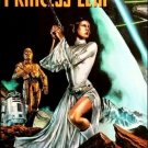 Princess Leia #1 Hastings Color Variant [2015] VF/NM Marvel Comics