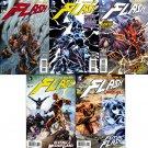 Flash The New 52! [2014] Trade Set #31 32 33 34 35 VF/NM DC Comics