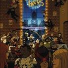 Secret Wars #1 Chip Zdarsky Party Variant [2015] VF/NM Marvel Comics