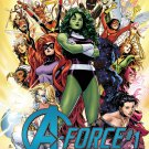 A-Force #1 [2015] VF/NM  Marvel Comics