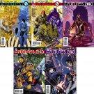 New 52 Futures End Trade Set #6 7 8 9 10 [2014] VF/NM DC Comics