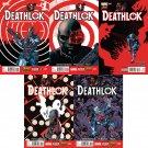 Deathlok #1 2 3 4 5 [2014] VF/NM  Marvel Comics *Trade Set*