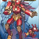 Armor Wars #1 David Lafuente Iron Gwen Cover [2015] VF/NM Marvel Comics