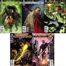 New 52 Future's End Trade Set #36 37 38 39 40 [2015] VF/NM DC Comics