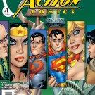 Convergence Action Comics #1 [2015] VF/NM DC Comics