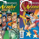 Convergence Action Comics #1 & 2 [2015] VF/NM DC Comics Trade Set
