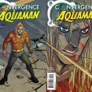 Convergence Aquaman #1 & 2 [2015] VF/NM DC Comics Trade Set
