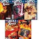 Uncanny X-Men Trade Set #16 17 18 19 20 [2012] VF/NM Marvel Comics