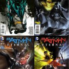 Batman Eternal #17 18 19 20 [2014] Trade Set VF/NM DC Comics