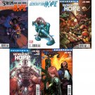 Generation Hope #11 12 13 14 15 Trade Set [2011-2012] VF/NM Marvel Comics
