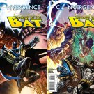Convergence Batman Shadow of the Bat #1 & 2 [2015] VF/NM DC Comics Trade Set
