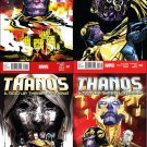 Thanos A God Up There Listening #1 2 3 4 Complete Mini Series [2014] VF/NM Marvel Comics