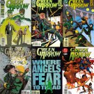 Green Arrow #96 97 98 99 100 101 Trade Set [1995] Death of Oliver Queen VF/NM DC Comics