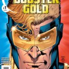 Convergence Booster Gold #1 [2015] VF/NM DC Comics