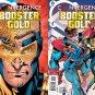 Convergence Booster Gold #1 & 2 [2015] VF/NM DC Comics Trade Set