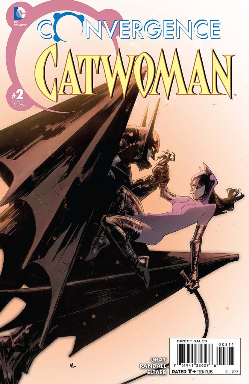 Convergence Catwoman #2 [2015] VF/NM DC Comics