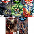 Earth 2 World's End #21 22 23 24 25 Trade Set [2015] VF/NM DC Comics