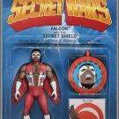 Secret Wars #5 John Tyler Christopher Action Figure Captain Falcon Cover [2015] VF/NM Marvel Comics