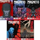 Magneto (Vol 4) #1 2 3 4 5 Trade Set [2014] VF/NM Marvel Comics