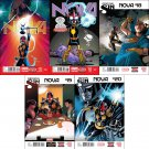 Nova #16 17 18 19 20 Trade Set [2013-2014] VF/NM Marvel Comics