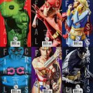 Final Crisis #1 2 3 4 5 6 7 B Covers Complete Mini Series [2008-2009] VF/NM DC Comics