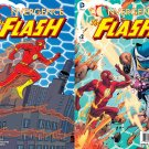 Convergence Flash #1 & 2 [2015] VF/NM DC Comics Trade Set