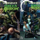 Convergence Green Arrow #1 & 2 [2015] VF/NM DC Comics