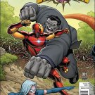Contest of Champions #1 Lim connecting cover 1:25 variant [2015] VF/NM Marvel Comics [2015]