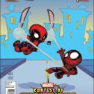 Contest of Champions #1 Skottie Young variant [2015] VF/NM Marvel Comics [2015]
