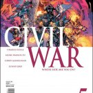 Civil War (Vol 2) #5 [2015] VF/NM Marvel Comics