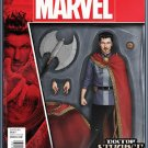 Doctor Strange (Vol 4) #1 John Tyler Christopher Action Figure Variant [2015] VF/NM Marvel Comics