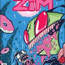 Invader Zim #2 Jhonen Vasquez B Cover [2015] VF/NM Oni Press Comics