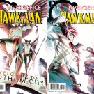 Convergence Hawkman #1 & 2 [2015] VF/NM DC Comics Trade Set