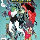 Convergence Infinity Inc #1 [2015] VF/NM DC Comics