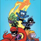Uncanny Inhumans #1 Skottie Young Variant [2015] VF/NM