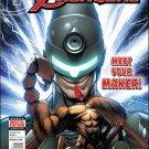New Avengers (Vol 4) #2 [2015] VF/NM Marvel Comics