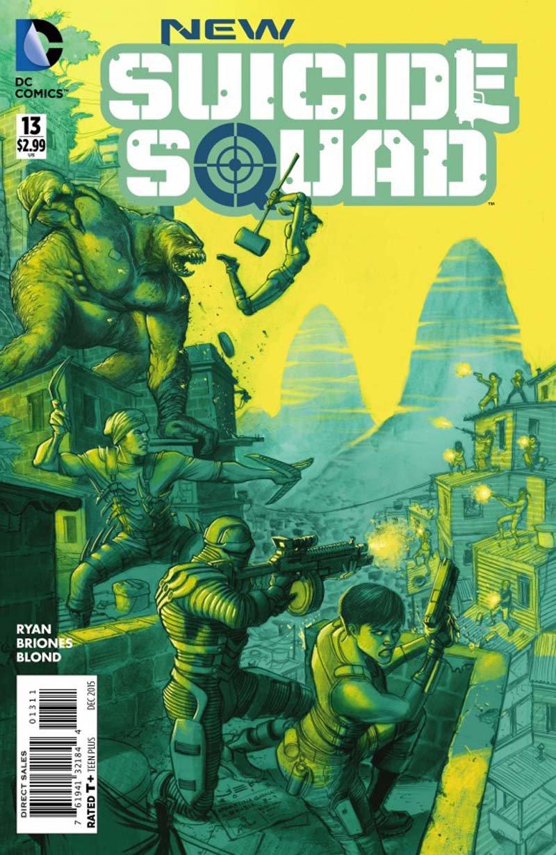 New Suicide Squad #13 [2015] VF/NM DC Comics