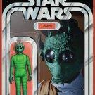 Star Wars #12 John Tyler Christopher Action Figure Variant Cover [2016] VF/NM Marvel Comics