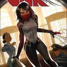 Silk #1  Vol 2 [2016] VF/NM Marvel Comics