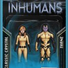 All-New Inhumans #1 John Tyler Christopher Action Figure Variant Cover [2016] VF/NM Marvel Comics