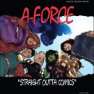 A-Force #1 Hip Hop Variant Cover [2016] VF/NM Marvel Comics
