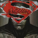 Action Comics #50 Polybagged Martin Ansin Batman v Superman Variant Cover [2016] VF/NM DC Comics