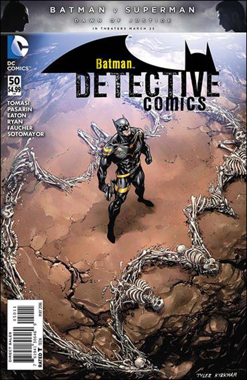 Detective Comics #50 [2016] VF/NM DC Comics