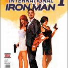 International Iron Man #1 [2016] VF/NM Marvel Comics